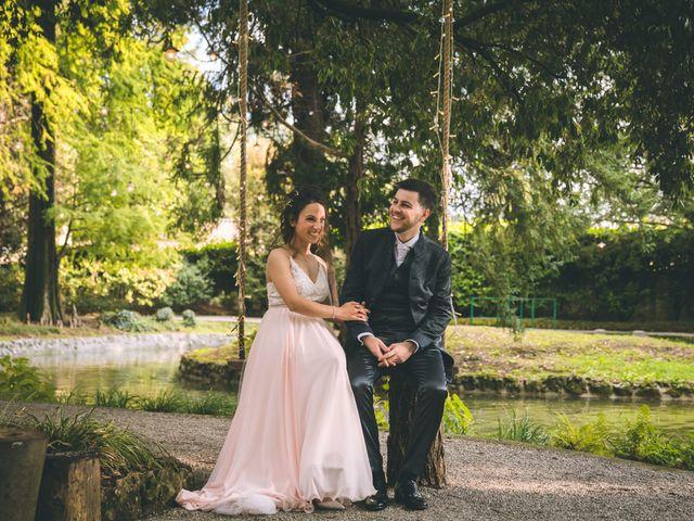 Il matrimonio di Filippo e Giulia a Montorfano, Como 194