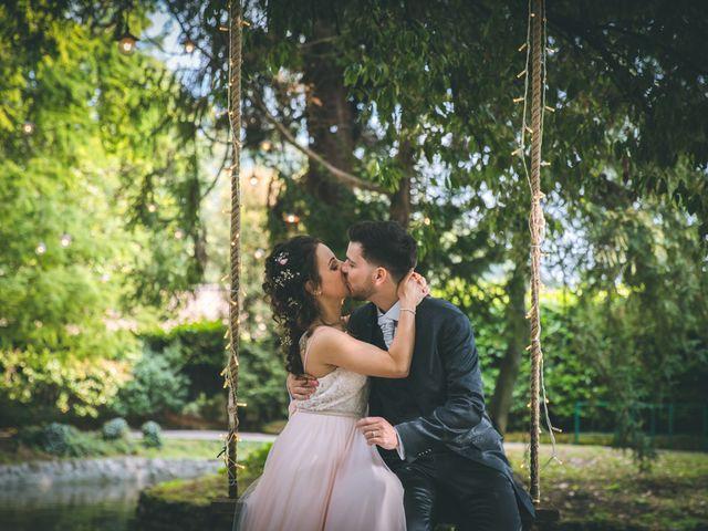Il matrimonio di Filippo e Giulia a Montorfano, Como 195