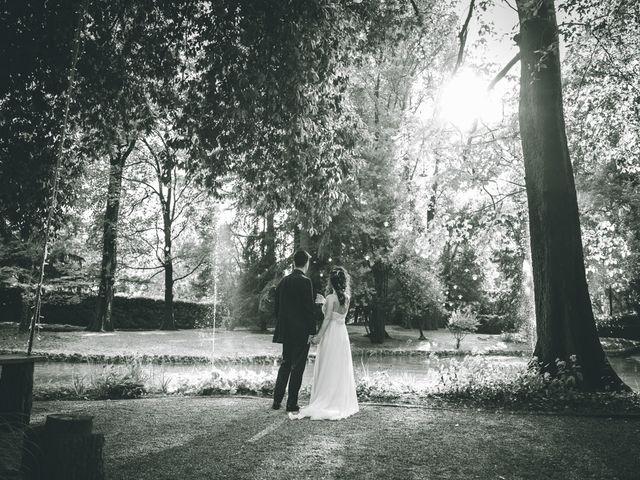 Il matrimonio di Filippo e Giulia a Montorfano, Como 197