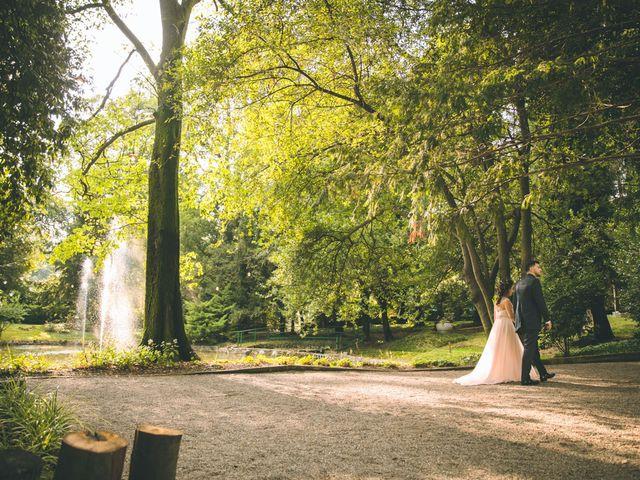 Il matrimonio di Filippo e Giulia a Montorfano, Como 199