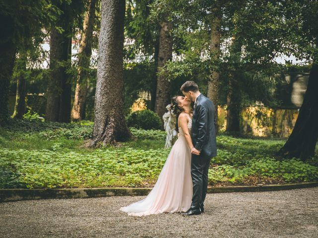 Il matrimonio di Filippo e Giulia a Montorfano, Como 200
