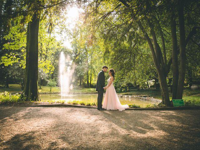 Il matrimonio di Filippo e Giulia a Montorfano, Como 202