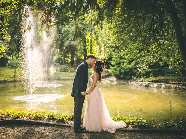 Il matrimonio di Filippo e Giulia a Montorfano, Como 1