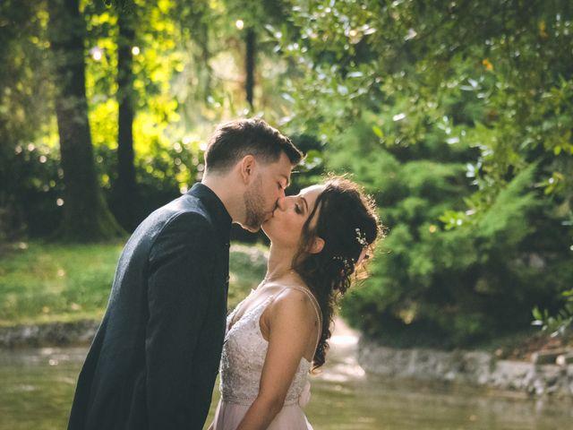 Il matrimonio di Filippo e Giulia a Montorfano, Como 204