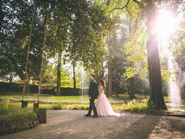 Il matrimonio di Filippo e Giulia a Montorfano, Como 205