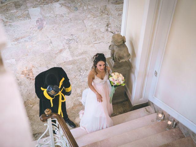 Il matrimonio di Filippo e Giulia a Montorfano, Como 207