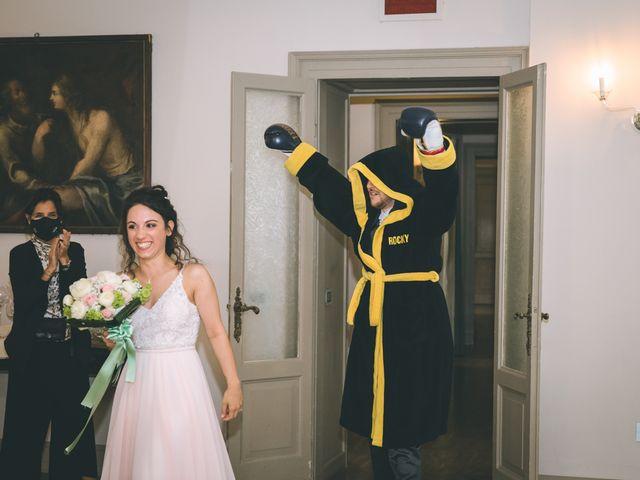Il matrimonio di Filippo e Giulia a Montorfano, Como 211