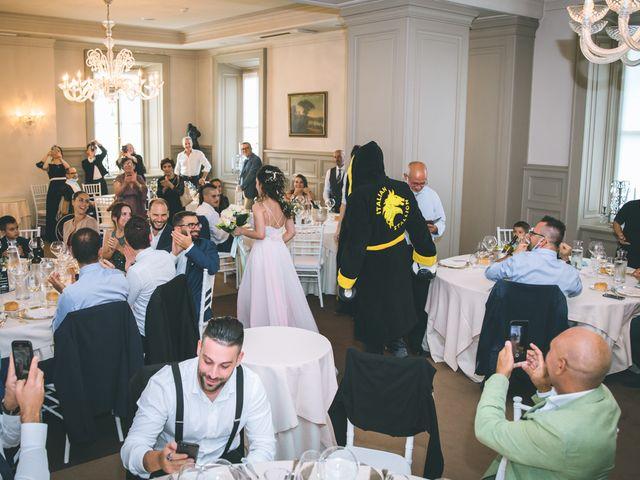 Il matrimonio di Filippo e Giulia a Montorfano, Como 212