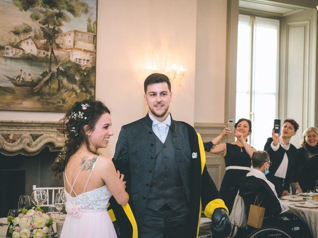 Il matrimonio di Filippo e Giulia a Montorfano, Como 214
