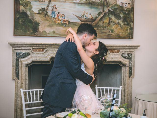 Il matrimonio di Filippo e Giulia a Montorfano, Como 217