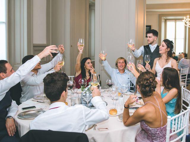 Il matrimonio di Filippo e Giulia a Montorfano, Como 225