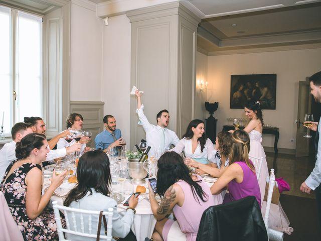 Il matrimonio di Filippo e Giulia a Montorfano, Como 230