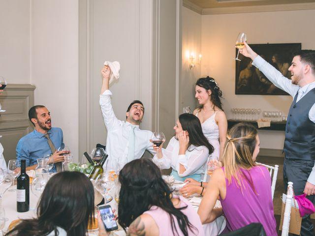 Il matrimonio di Filippo e Giulia a Montorfano, Como 231