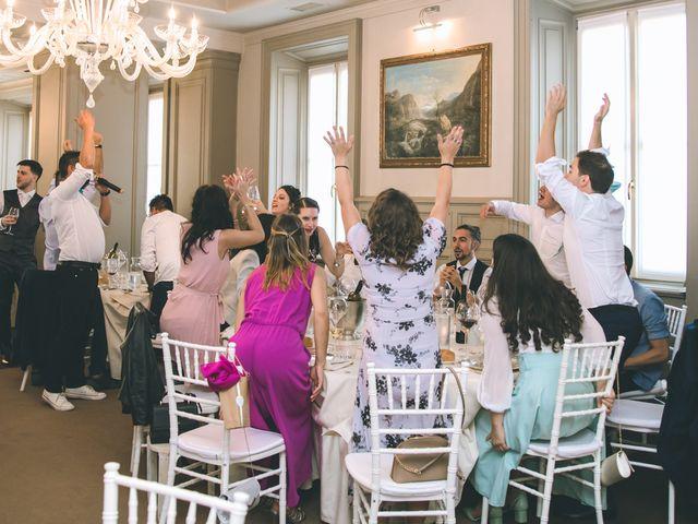 Il matrimonio di Filippo e Giulia a Montorfano, Como 234