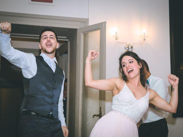 Il matrimonio di Filippo e Giulia a Montorfano, Como 236