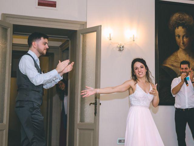 Il matrimonio di Filippo e Giulia a Montorfano, Como 240