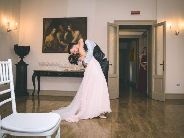 Il matrimonio di Filippo e Giulia a Montorfano, Como 241