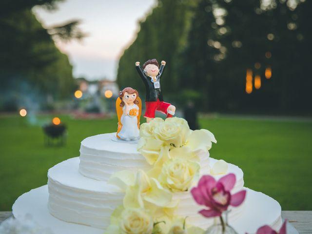 Il matrimonio di Filippo e Giulia a Montorfano, Como 248