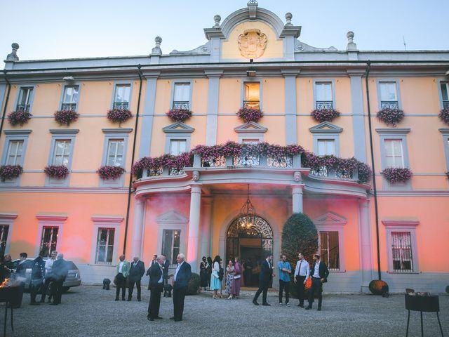 Il matrimonio di Filippo e Giulia a Montorfano, Como 250