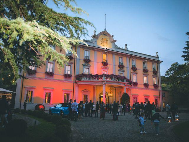 Il matrimonio di Filippo e Giulia a Montorfano, Como 252