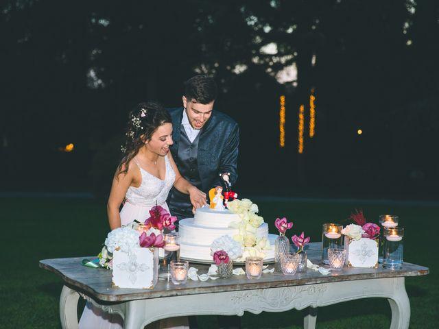 Il matrimonio di Filippo e Giulia a Montorfano, Como 256