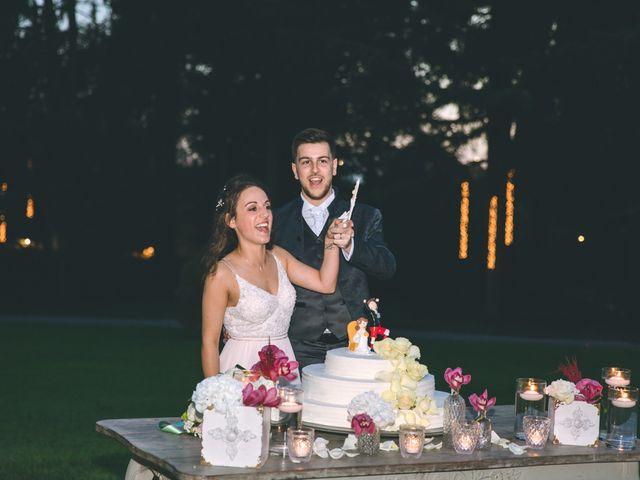 Il matrimonio di Filippo e Giulia a Montorfano, Como 257