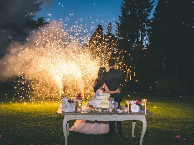 Il matrimonio di Filippo e Giulia a Montorfano, Como 2