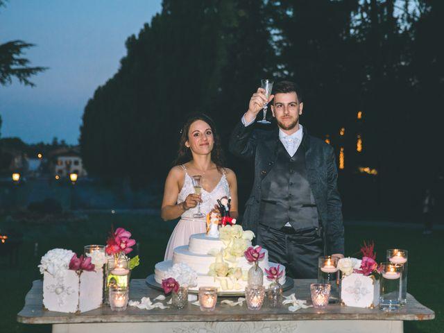 Il matrimonio di Filippo e Giulia a Montorfano, Como 262