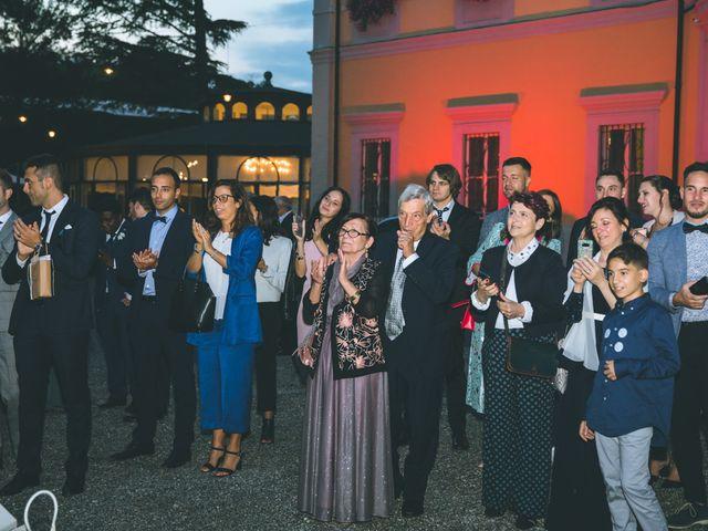 Il matrimonio di Filippo e Giulia a Montorfano, Como 263