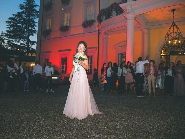 Il matrimonio di Filippo e Giulia a Montorfano, Como 265