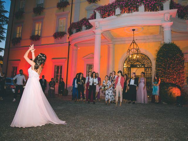 Il matrimonio di Filippo e Giulia a Montorfano, Como 267