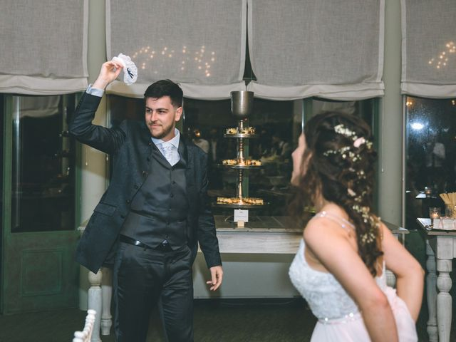 Il matrimonio di Filippo e Giulia a Montorfano, Como 271