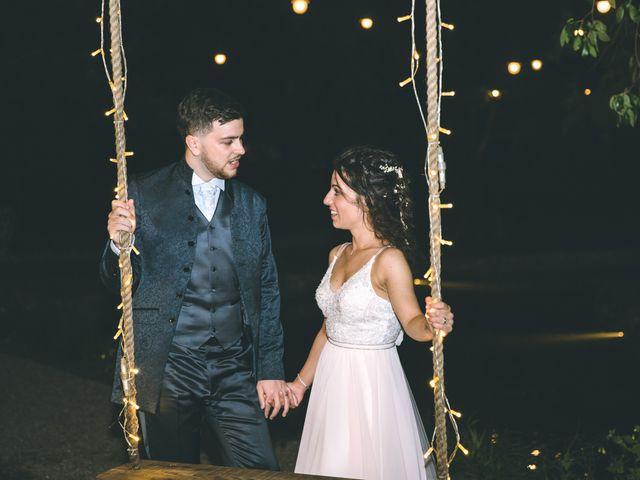 Il matrimonio di Filippo e Giulia a Montorfano, Como 298
