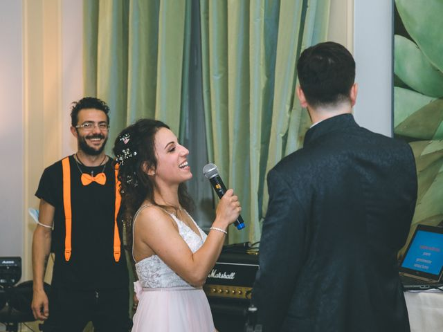 Il matrimonio di Filippo e Giulia a Montorfano, Como 308