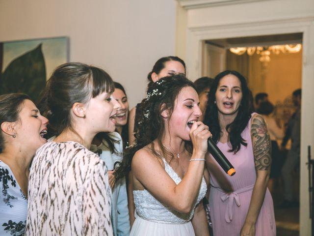 Il matrimonio di Filippo e Giulia a Montorfano, Como 309