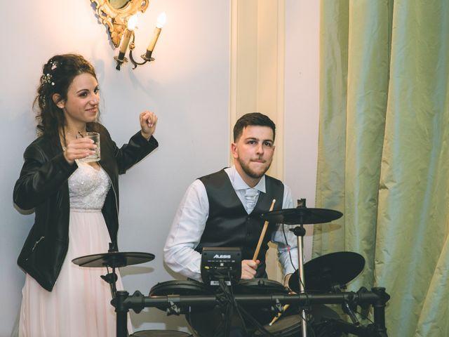 Il matrimonio di Filippo e Giulia a Montorfano, Como 340