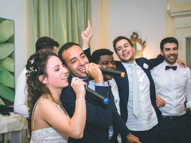 Il matrimonio di Filippo e Giulia a Montorfano, Como 341