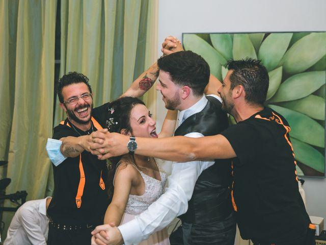 Il matrimonio di Filippo e Giulia a Montorfano, Como 343