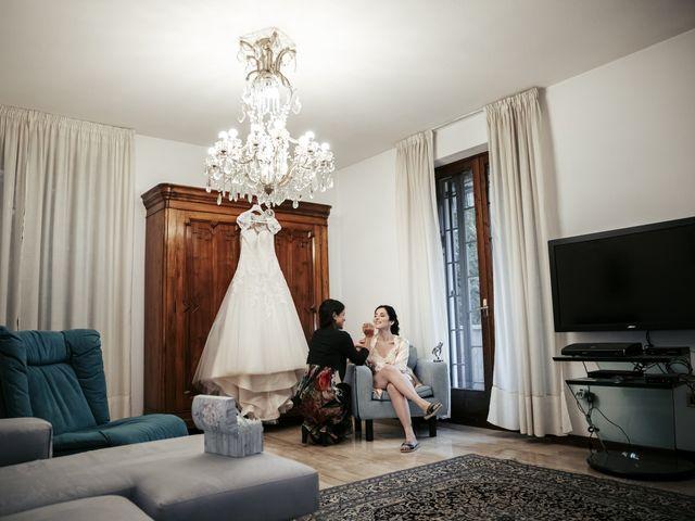 Il matrimonio di Luigi e Anna a Pastrengo, Verona 2