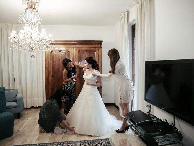 Il matrimonio di Luigi e Anna a Pastrengo, Verona 5