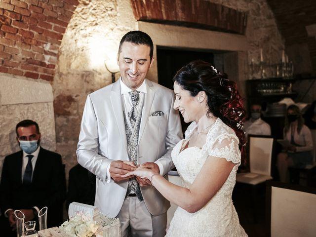 Il matrimonio di Luigi e Anna a Pastrengo, Verona 12