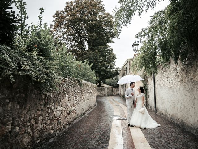 Il matrimonio di Luigi e Anna a Pastrengo, Verona 16