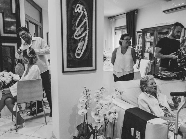 Il matrimonio di Evelisa e Antonio a Napoli, Napoli 7