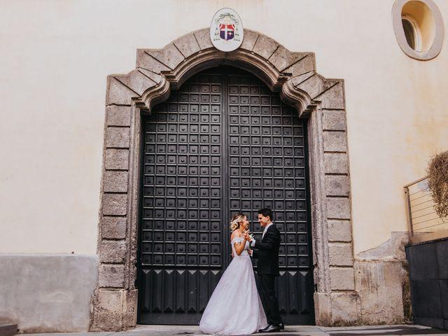 Il matrimonio di Evelisa e Antonio a Napoli, Napoli 54