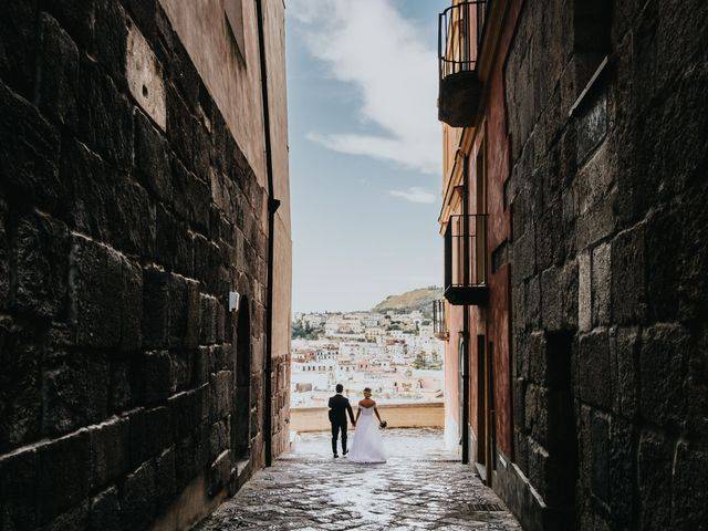 Il matrimonio di Evelisa e Antonio a Napoli, Napoli 55