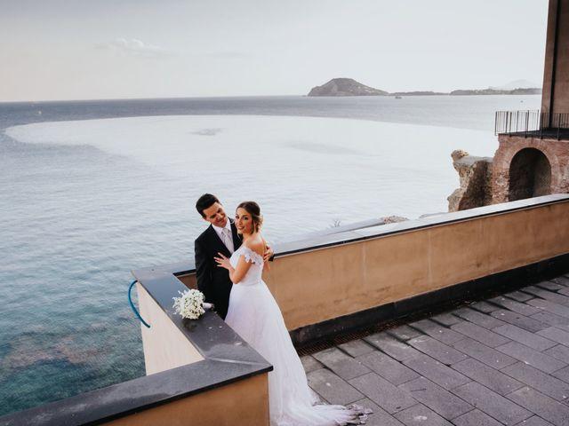 Il matrimonio di Evelisa e Antonio a Napoli, Napoli 57