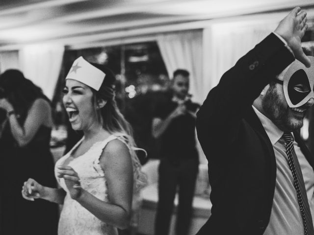 Il matrimonio di Evelisa e Antonio a Napoli, Napoli 83