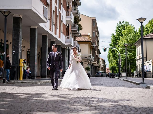 Il matrimonio di Alex e Roberta a Ciriè, Torino 18