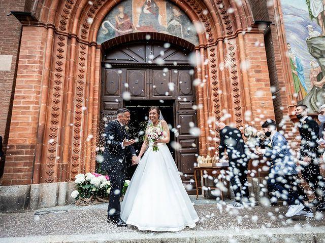 Il matrimonio di Alex e Roberta a Ciriè, Torino 25