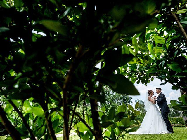 Il matrimonio di Alex e Roberta a Ciriè, Torino 33